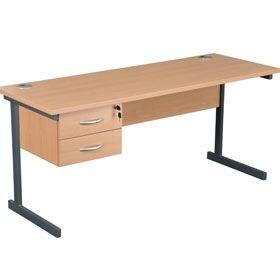Compact & Shallow Office Desks