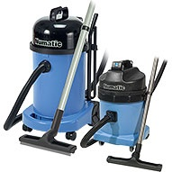 Commercial Wet or Dry Vacuum Cleaners
