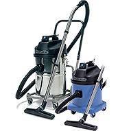 Industrial Wet or Dry Vacuum Cleaners