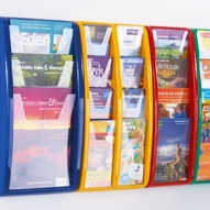 Wall Mounted Leaflet Dispensers