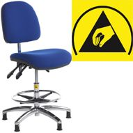 Static Dissipative Chairs
