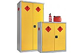 Flammable/Hazardous Liquid Cupboards