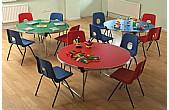 Gopak™ Round Folding Tables