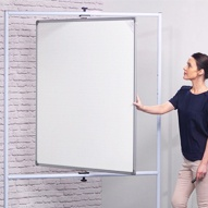 Mobile Revolving Whiteboards