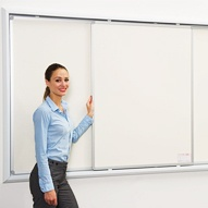 Spacesaver Whiteboards