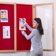 Tamperproof Noticeboards