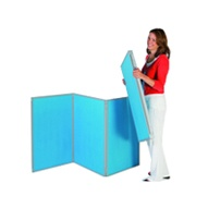 Folding Panel Display Systems