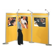 Mightyboard Panel Display System