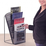 Tabletop Leaflet Dispensers