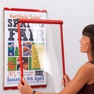 Shield Poster Frames