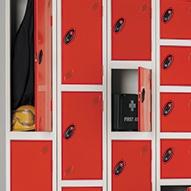Workshop Lockers