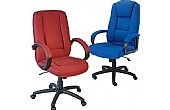 Next Day Executive Fabric Office Chairs