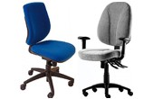 Delivered Assembled Operator Chairs