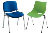 4-Leg Visitor Chairs