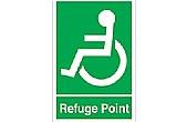 Refuge Signs