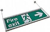 Suspension Sign Frames