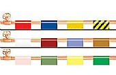 Pipe Identification Tapes
