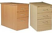 Pedestals & Storage
