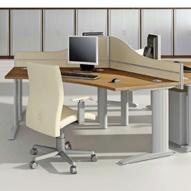 Modus Professional Cantilever Desks