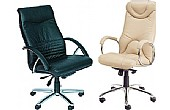 Assembled Executive Leather Chairs