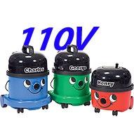 110 Voltage Vacuum Cleaners