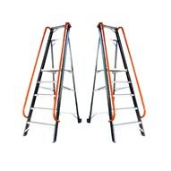 Industrial Step Ladders