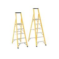 Glass Fibre Step Ladders