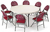 Poly Top Bistro Tables