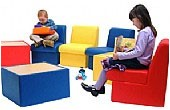 Childrens Vinyl Chairs