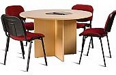 Braemar Meeting Table & Chairs Bundle Deal