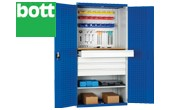 Bott Cubio Cupboards