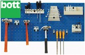 Bott Perfo Panel & Hook Kits