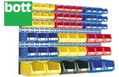 Bott Perfo Panel & Bin Kits