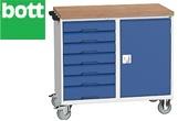 Bott Verso Mobile Cabinets