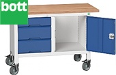 Bott Verso Storage Benches