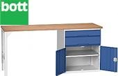 Bott Verso Pedestal Benches