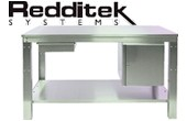 Redditek Stainless Steel Workbenches
