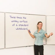 Space Saving Whiteboards