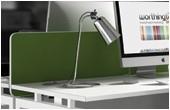 Pure Desk Mounted Screens