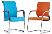 Skid Base Visitor Chairs