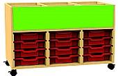 Funky Tray Storage