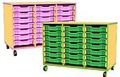Edge Tray Storage