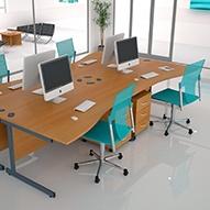 Solar Office Desks