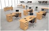 Next Day Nova Rectangular Desks
