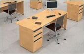 Next Day Nova Panel End Desks