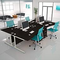 Next Day Eclipse Black Desks