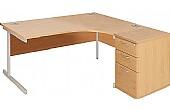 Commerce II Plus Ergonomic Desks