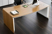 BN eRange Curved Office Desks