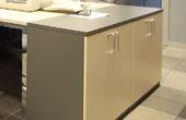 BN Easy Space Desk High Storage