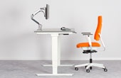 BN Easy Space Electrically Height Adjustable Desks